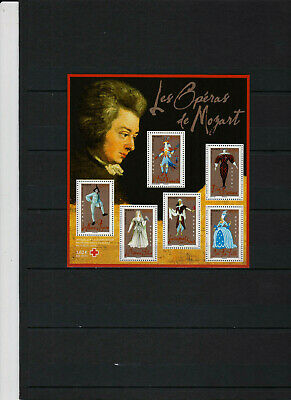 "france bloc""personnages celebres""2006 cote 10 euro luxe**********"