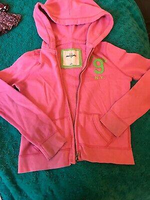 Abercrombie And Fit Girls Hoody Aged 10/12