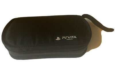 Protective Carry Pouch/ Case for Sony PS Vita, Game/ Memory Case, And SD Adapter