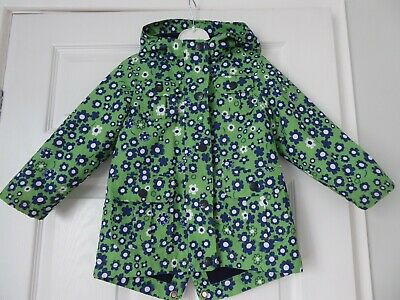 SUPER GIRLS SPRING, HOODED RAIN JACKET by NEXT, AGE 4 YEARS