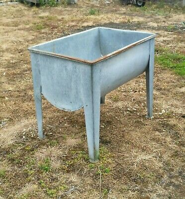 Large Vintage Trough, Garden Planter, Reclaimed.