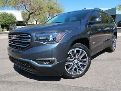 2019 GMC Acadia SLT-1 AWD All Terrain Navigation Back up Cam V6 AWD Leather All Terrain Tow Package 2018 sle slt 2019