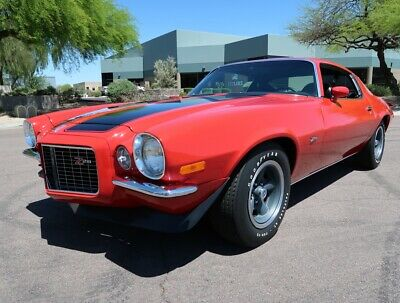 1971 Chevrolet Camaro Z/28 RS Numbers Matching 350ci Z28 RS 4spd Fully Restored Red on Black 1970 1969 Z/28 RS
