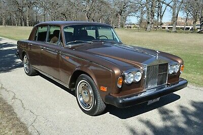1974 Rolls-Royce Silver Shadow  uper original & high quality Texan example. the Park-Ward Motors Museum