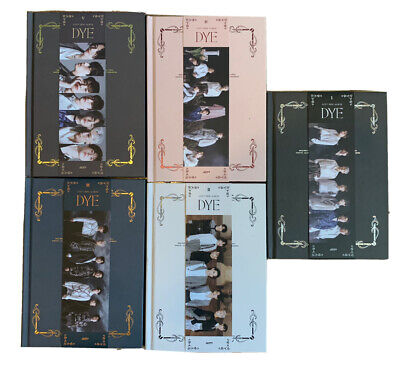 GOT7 - [DYE] Mini Album (PCs Included)