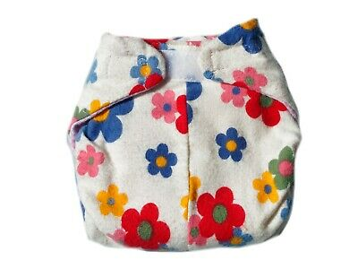 Fab Baby Organic Cloth Diapers (Pack of 15)