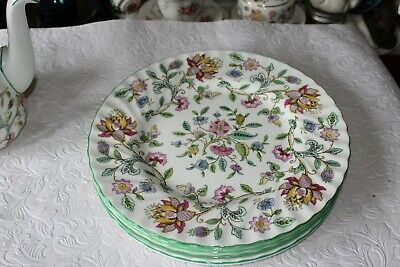 Minton Haddon Hall 10.5 inches Dinner Plate VGC