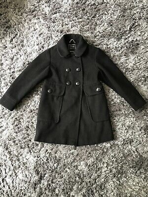 Girls Black Coat From Next Age 6 Years