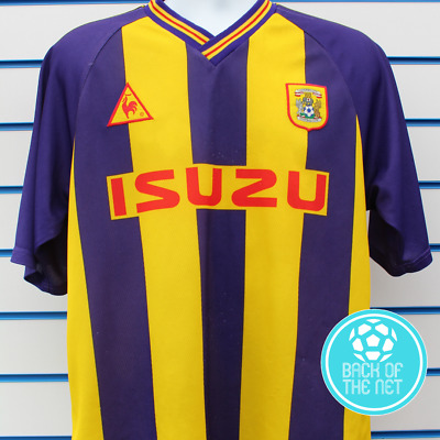 COVENTRY CITY Away Shirt  1998-99  Size: S