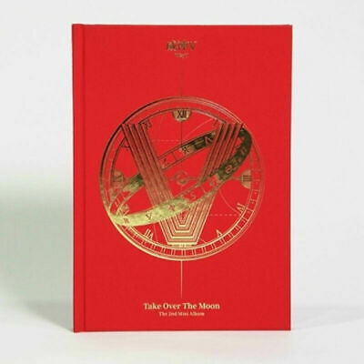 WAYV [ TAKE OVER THE MOON ] 2nd Mini Album CD Photocard Poster Tracking, Sealed