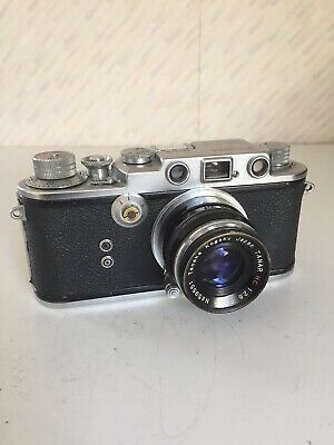 Tanack Type IV-S camera and Lens.