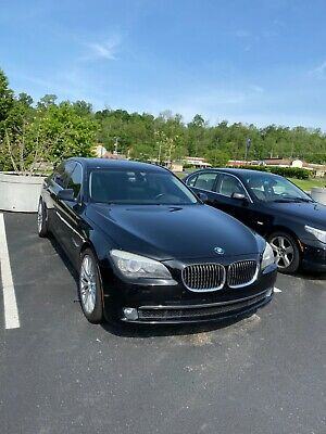 2011 BMW 7-Series 750Li xDrive 2011 BMW 750Li xDrive  Project car engine wont start