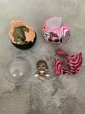 lol surprise doll Lights Glitter Series Ultra Rare Drip Drop Doll Checked Only