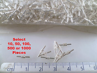 Cambion PCB Mount Silver Plated Contact Pins Electronics/Jewellery OM0292E
