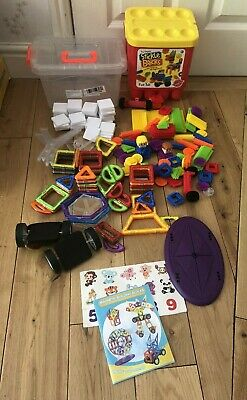 Stickle Bricks Farm Set Damaged Retail Packaging - See Pics TCK05000