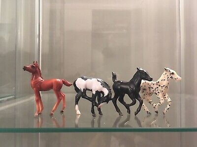 Breyer Stablemate Foal Lot EUC To USED