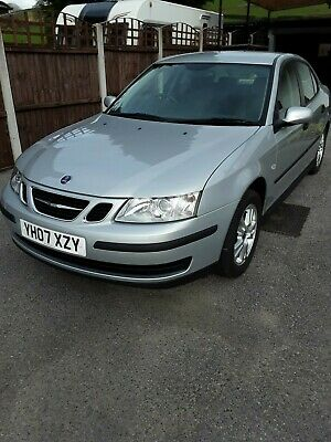 2007 Saab 9-3 1.8 Vector *39k* Full Leather, immaculate condition