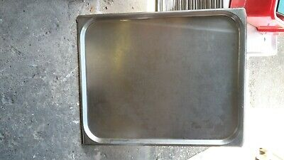 pizza dough stainless metal tray 21 inch x 25 inch