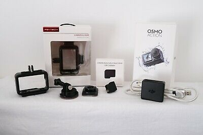 DJI Osmo Action Camera + Extras (MINT CONDITION)