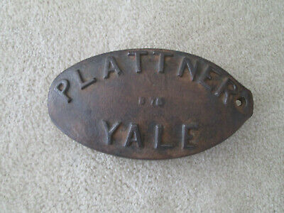 Windmill Governor Weight for 12ft Plattner-Yale Vaneless Windmill,  B75
