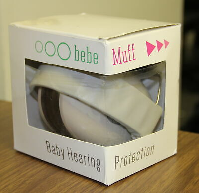 BEBE Infant Hearing Protection - Noise Reduction Ear Muffs