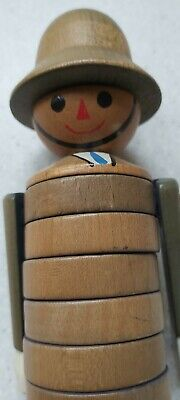 Wooden Jointed Man
