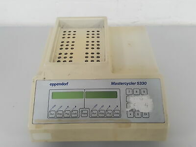 Eppendorf Mastercycler 5330 Thermal Cycler PCR DNA Lab - Spares Repairs