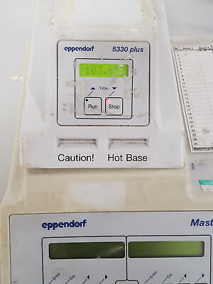 Eppendorf Masterycler 5330 Thermal Cycler + 5530 Plus PCR DNA Lab Spares Repairs