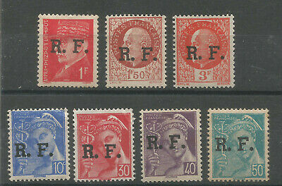 Lot Timbres France Neufs Liberation  1 € !!!
