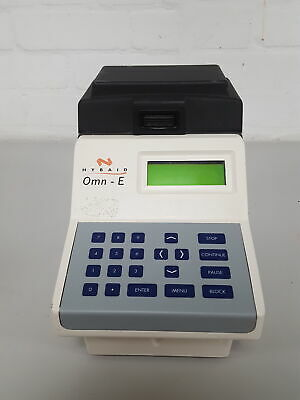 Thermo Hybaid Omn-E PCR Table Top Thermal Cycler PCR DNA Lab