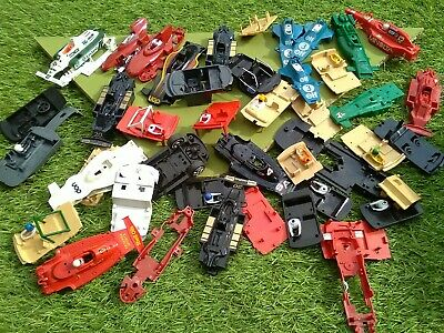 SCALEXTRIC scrap heap