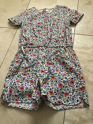 mini boden girls 11-12 years Playsuit