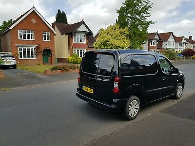Citroen Berlingo Van 64 reg 1.6 HDI No VAT   partner caddy kangoo doblo courier