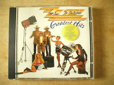 Zz Top - Greatest Hits - 18 Track Cd - Some Remixed And Remastered Versions