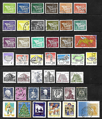 Ireland .. A super stamp collection .. 0781