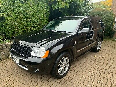 Jeep Grand Cherokee Diesel 4x4 Auto SD6 Startech Edition (*with free delivery)