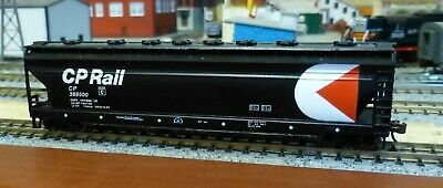 N scale Canadian Pacific Cylridical hopper
