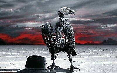 Westworld poster №11 print giclee 8X12&12X17 reproduction