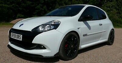 Renault Clio RS200 2010 2.0 VVT (204hp) Cup Chassis