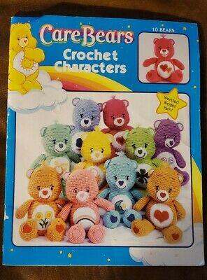 Free Japanese Craft Patterns: Care Bears Crochet Characters Free ... | 400x296