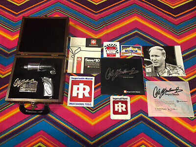 Cale Yarborough, Limited Edition Ingersoll-Rand Impactool #231SV NASCAR