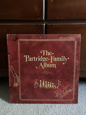 The Partridge Family ALBUM 1970 Vinyl LP Bell Records 6050 David Cassidy VG/VG+