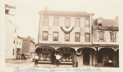 Vintage Photograph Store and Apartments Schuylkill Haven PA
