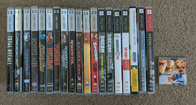 PSP UMD Collection