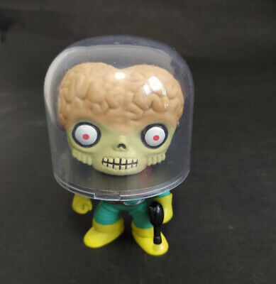 Mars Attacks Martian Funko Pop #01 Vinyl Figure without BOX
