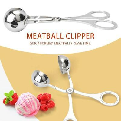 Home Kitchen Meatball Maker Meat Fish Rice Ball Scoop Tools Meat Gadgets F0V5