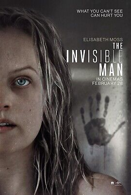 The Invisible Man (4K UHD DIGITAL COPY) Ships By 5/29