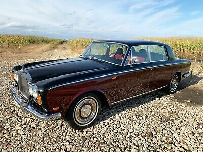 1969 Rolls-Royce Silver Shadow - standard saloon Fully restored to Rolls-Royce show standard. Truly amongst the best you'll find!