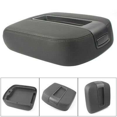 Front Center Console Armrest Lid for Chevrolet GMC Sierra Cadillac Trunk SUV