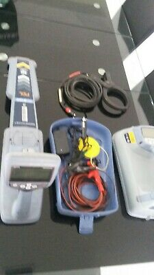 Radiodetection Rd 8100 Pdl Tx 10 Cable Pipe Locator Rd8100 Clamp N Accesories